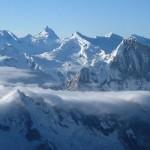 Cordillera Blancade Perú