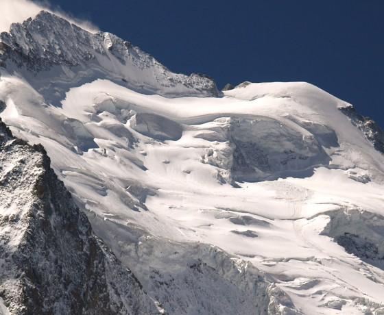 Dome de Neige - Alpinismo - Manaslu Adventures