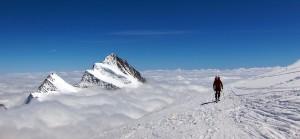esqui de montaña- gran paradiso- manaslu adventures
