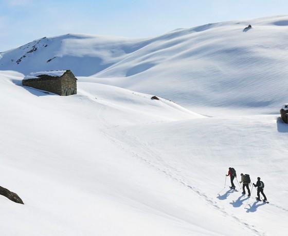 Alta Ruta Parque Nacional de la Vanoise - Esquí - Manaslu Adventures