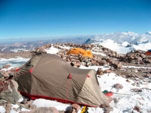 Campamento Aconcagua - Ascensión - Manaslu Adventures