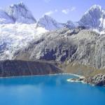 Trekking en la Coordillera Blanca de Perú