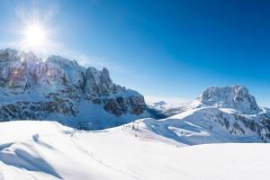 Esquí Dolomitas - Manaslu Adventures