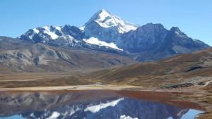 trekking-cumbres bolivia - manaslu adventures