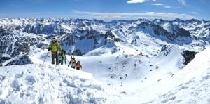 esqui montaña-carres de foc-manasluadventures
