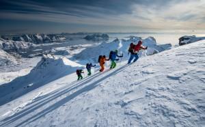 esqui de montaña-lofoten-fiordos-manaslu advebtures