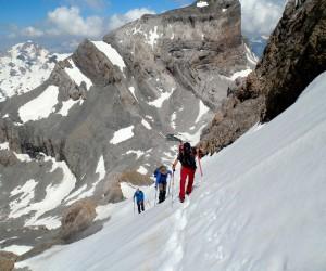 Alpinismo Mont Perdido - Manaslu Adventures