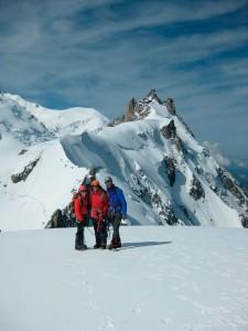 Alpinismo en el Montblanc - Manaslu Adventures