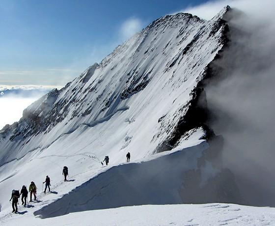 Barre des Ecrins - Alpinsimo - Manaslu Adventures