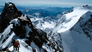 Ascensión al Monte Rosa - Punta Dufour - Manaslu Adventures