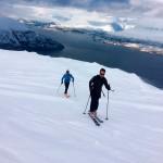 Esquí en Fiordos Noruegos