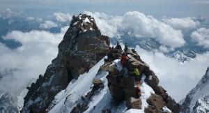 Punta Dufour - Monte Rosa - Alpinismo - Manaslu Adventures