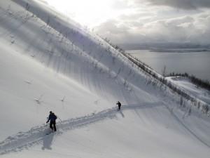 Travesia Esqui Montaña en Fierdos Noruegos - Manaslu Adventure
