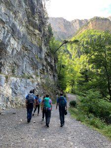 Trekking Ordesa