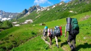 trekking tour aneto - manasluadventures
