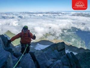 ascension montblanc - manasluadventures
