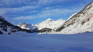 Raquetas de Nieve Valle de Benasque