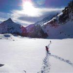 Raquetas de Nieve Valle de Benasque 10