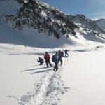 Raquetas de Nieve Valle de Benasque 12