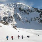 Raquetas de Nieve Valle de Benasque 13