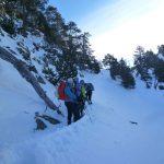 Raquetas de Nieve Valle de Benasque 18