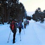 Raquetas de Nieve Valle de Benasque 5