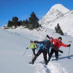 Raquetas de Nieve Valle de Benasque 9