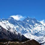 Región Everest. Everest 8848 y Lhotse 8516m