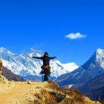 Región Everest. Everest 8848m, Lhotse 8516m y Ama Dablam 6814m