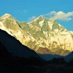 Región Everest. Everest 8848m y Lhotse 8516m (1)