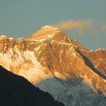 Región Everest. Everest pico 8848m