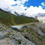 Región Everest. Gorak Shep 5140m último lodge del trek EBC y Kala Pathar pek 5550m