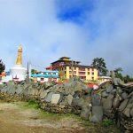 Región Everest. Monasterio de Tengboche 3860m