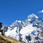 Región Everest. Thamserku 6618m