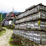 Región Everest. camino a Phakding 2800m