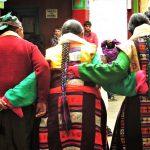 Región Everest. ritual Sherpa en Namche Bazar 3440m