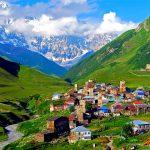 Trekking Svaneti Medieval Georgia