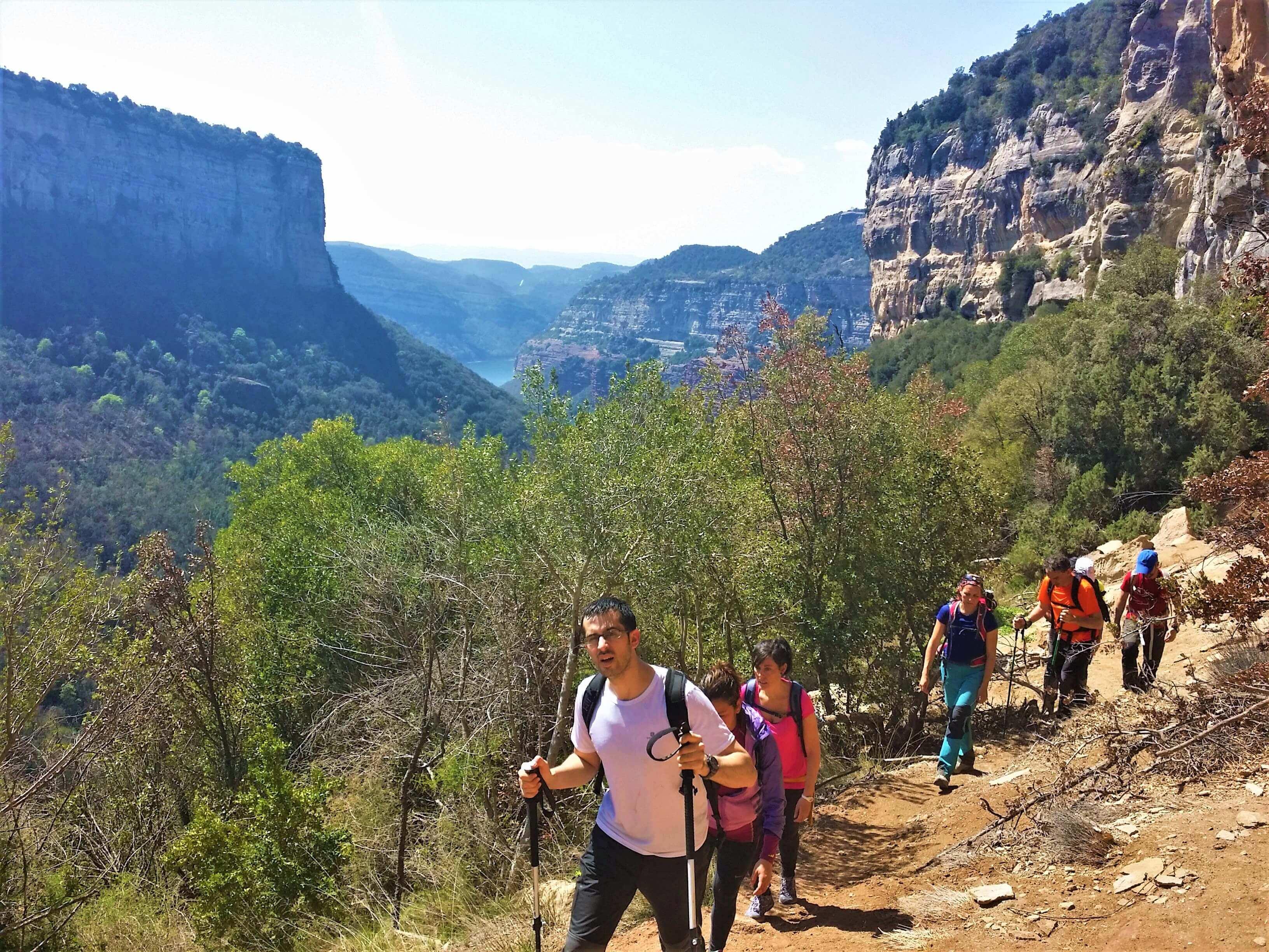 trekking collsacabra