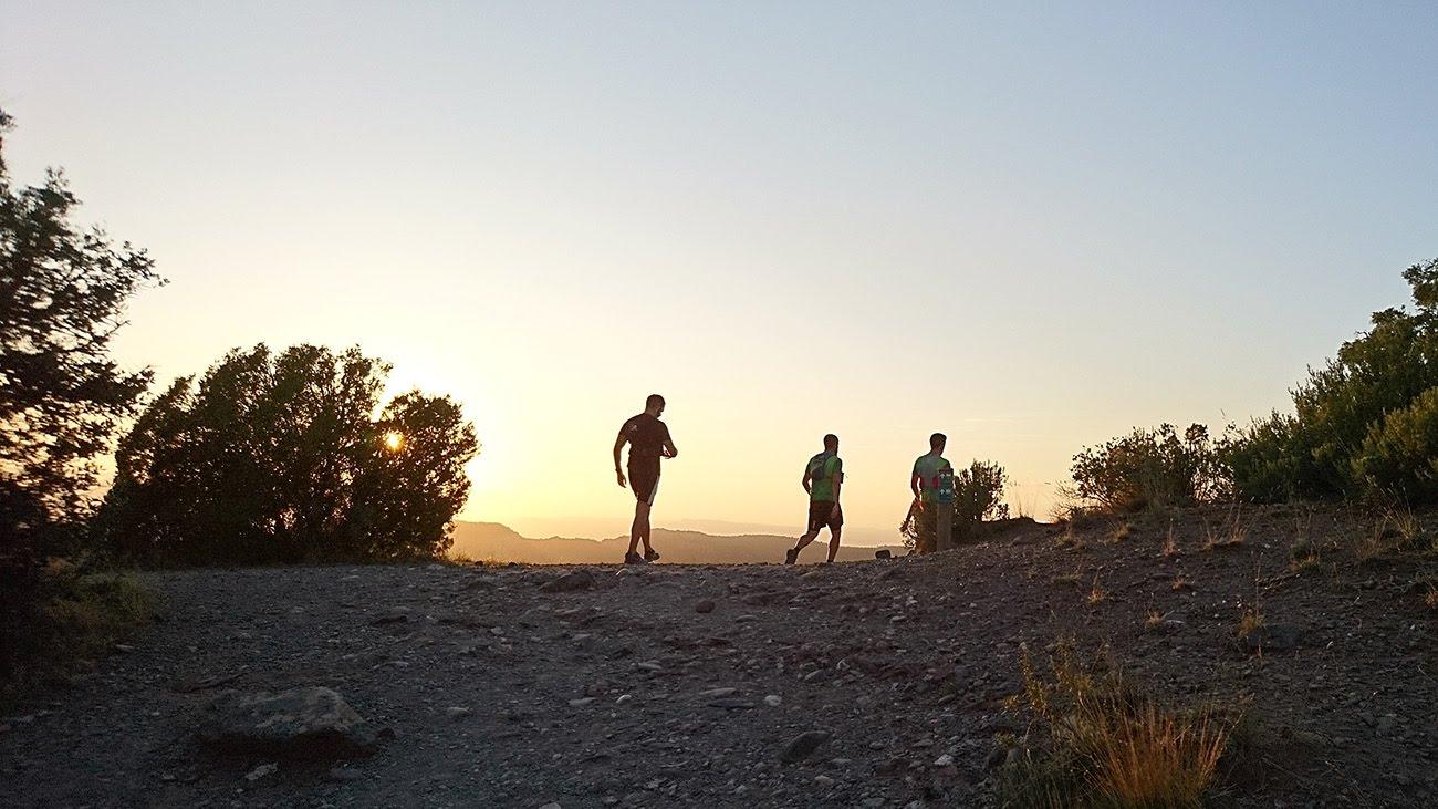trail running la mola