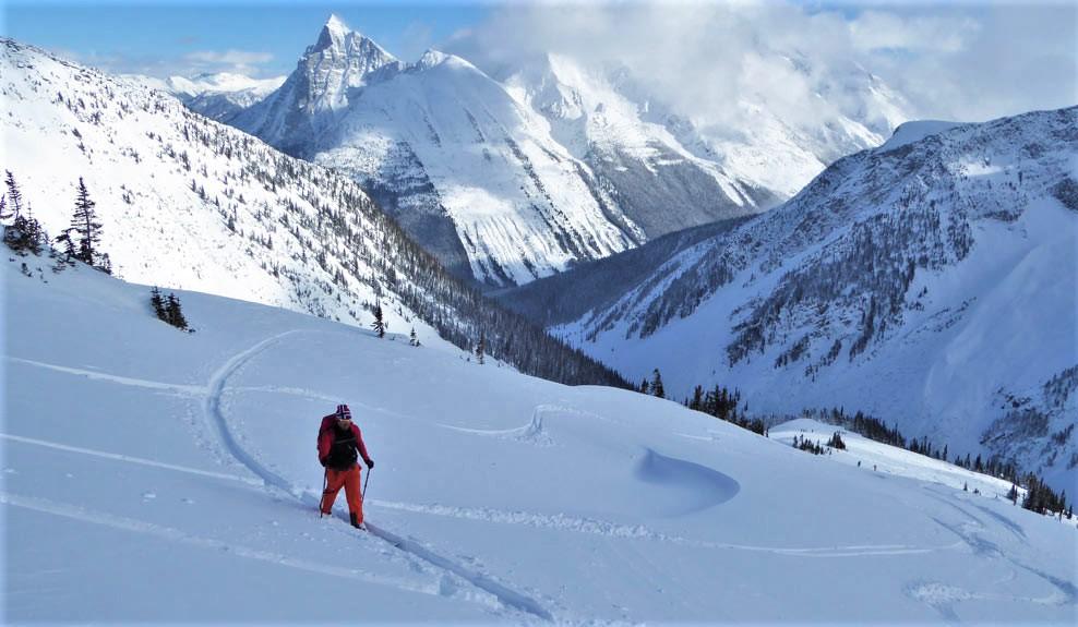 canada esqui de montaña british columbia