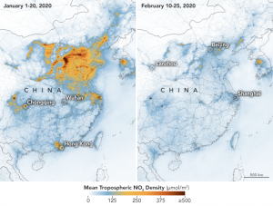 contaminación china coronavirus