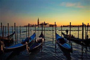 venecia vacía medio ambiente