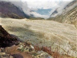 caminos tras el terremoto de langtang