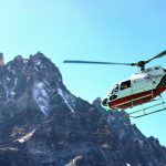 Helicopter in Everest Region(1)