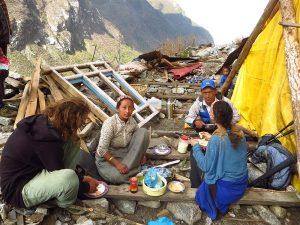 dawa Nepal Terremoto