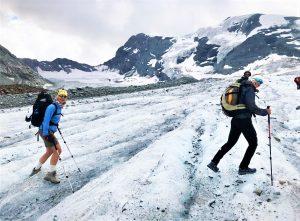 glaciar tour del cervino