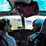 helicóptero nepal himalaya