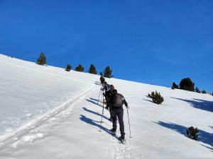 Raquetas Valle de Aran