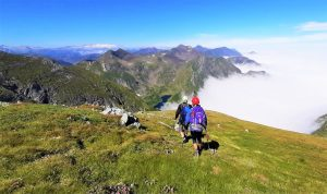 Trekking y Senderismo. Ruta Mont Valier