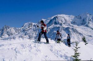 Año nuevo en Chamonix Mont Blanc